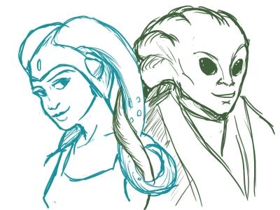 romance  alien-style