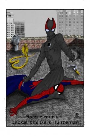 Spider-man v.s. The Jackal
