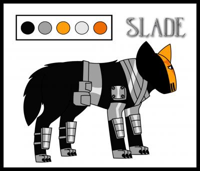 Slade Wolf