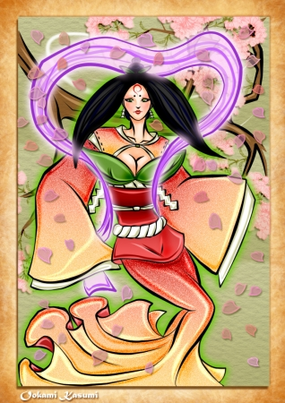 Okami ~ The Peach Fairy