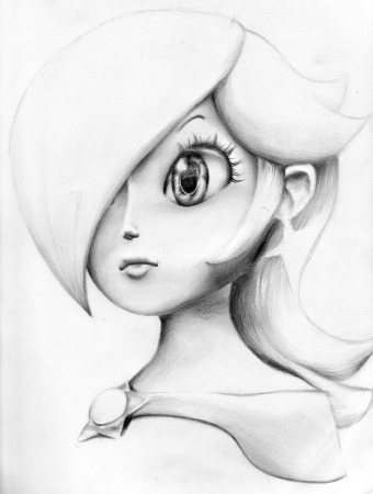 Rosalina Bust