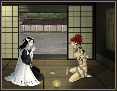 Tea with Taichō