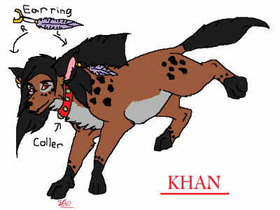 Khan * ref*