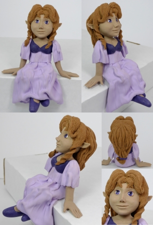 Maple Figurine
