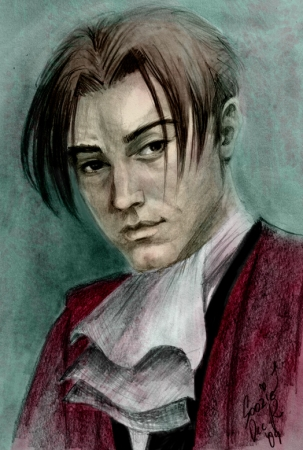 Miles Edgeworth Realism