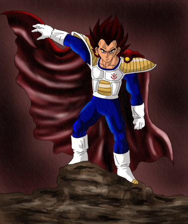 Prince Vegeta