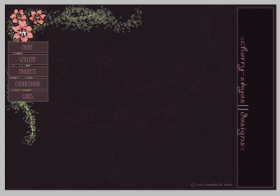 Cherry-Skyes Designs 2.0