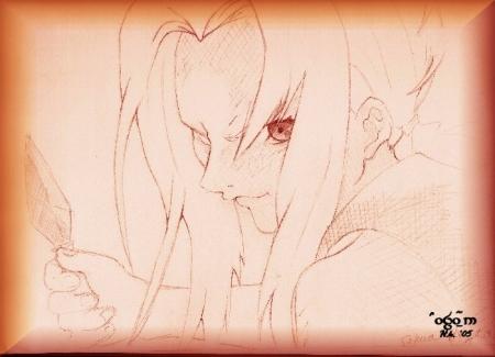 Sakura  from Naruto