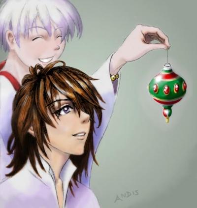 Shiney - a Tactics Christmas