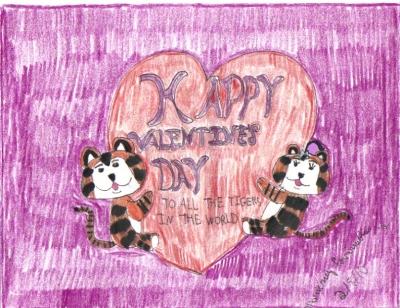 Valentine Tigers