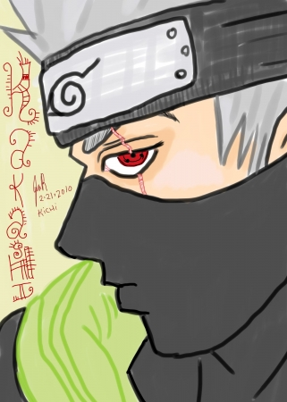 Kakashi's Sharigan