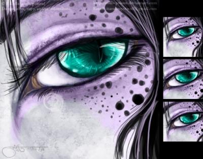 Yashendwirh's Eye - Icon