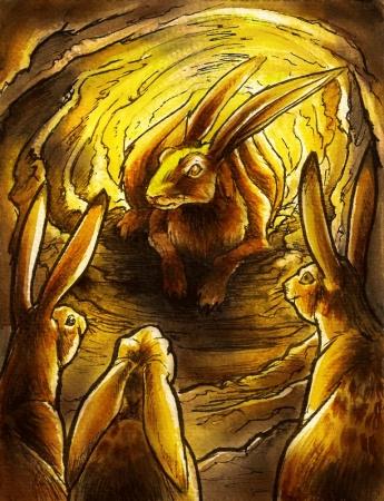 Illst - The Sun Hare