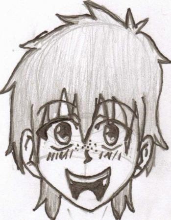 Random Chibi Face 1