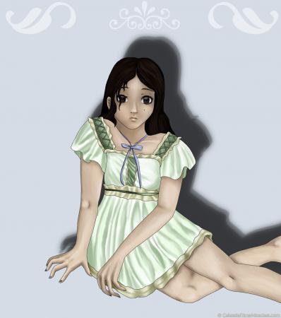 MQ: Sha (Character Concept)