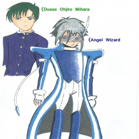 Ohjiro And Wizard