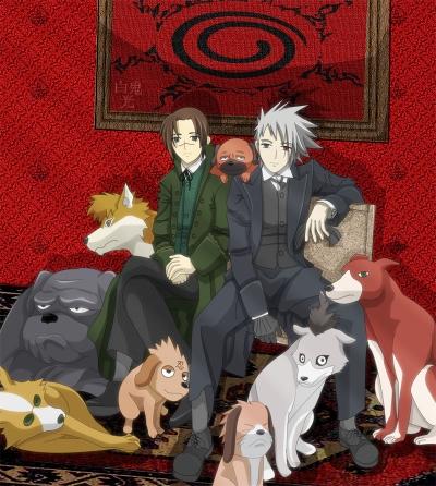 KakaIru  gothic  pets