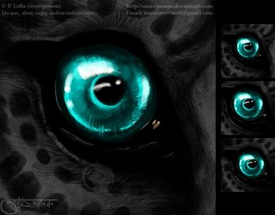 Kingman's Eye - Icon