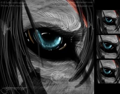 Kura's Eye - Icon