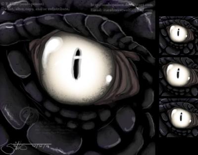 Black Dragon's Eye - Icon