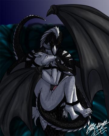 Wolfzero Comish