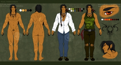 Odin Reference Sheet