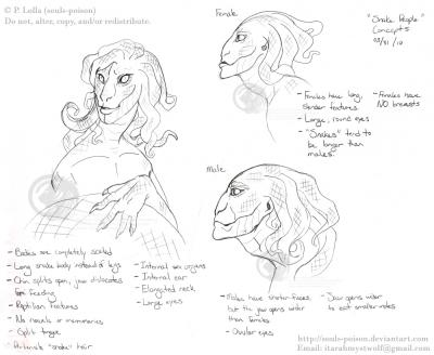 N'gai Concept Sketches