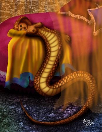 Cobra queen Searla