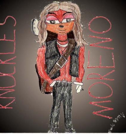 Knuckles Moreno