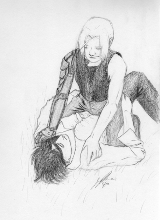 """FMA: """"Sparring"""""""