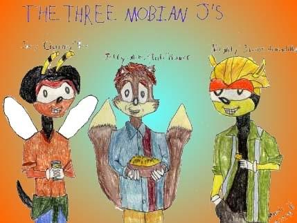 The 3 Mobians Js