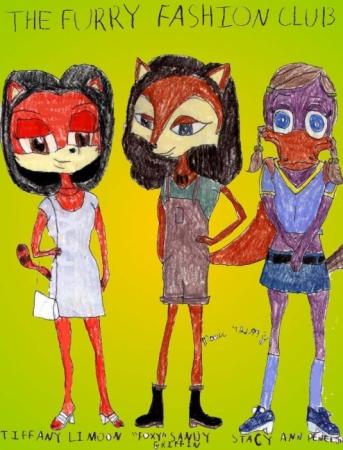 The Furry Fashion Club
