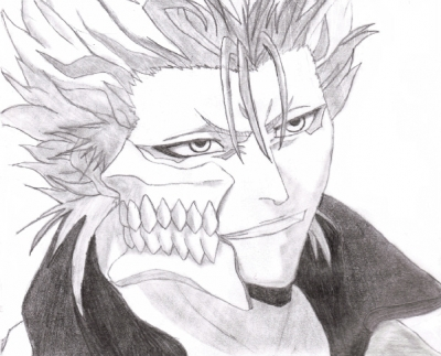 Bleach: Grimmjow Jeagerjaques