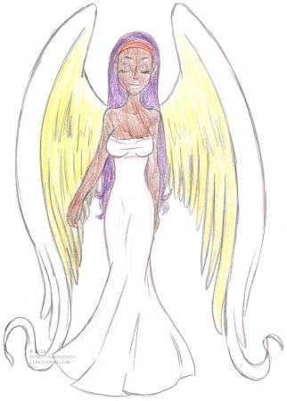 Jaraiya the ANGEL