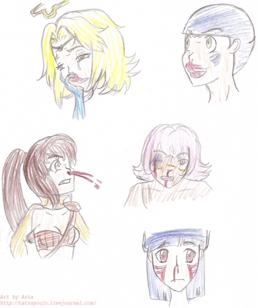 .Hack nose bleed group 1