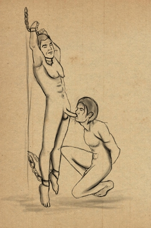 Kaiden x Kaidan Sketch