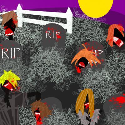the devil's graveyard