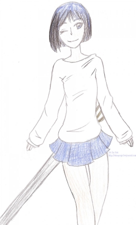 Yuzuriha & sword X/1999 random