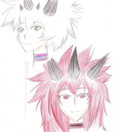 Kumo and Madoshi Shiro - hs