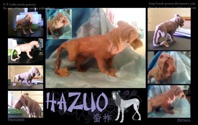 Hazuo Figurine 01