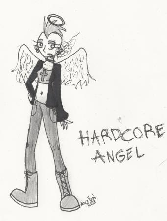 Hardcore Angel