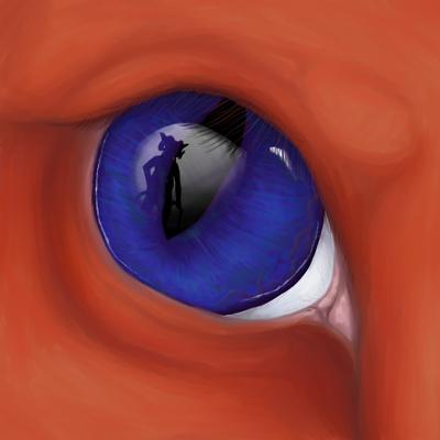 Khirsah's eye