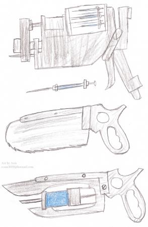 Medic Weapons