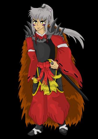 Daiyoukai InuYasha Profile