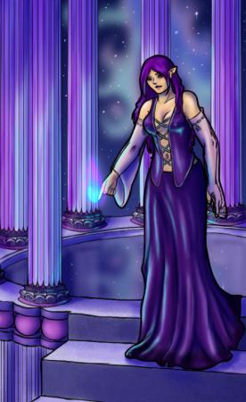 Capricornus Priestess