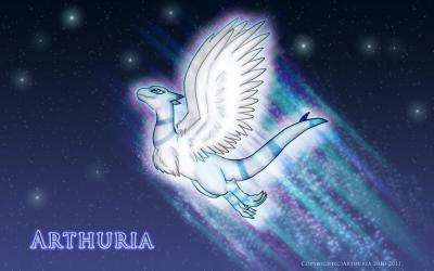 Arthuria Northern Wind Dragon