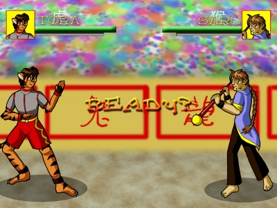 :MRCAeX: Fight!