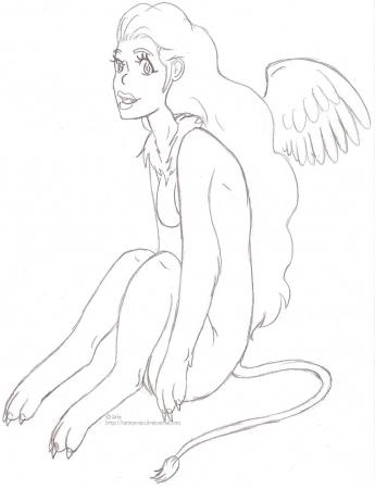 SittingChillin Sphinx