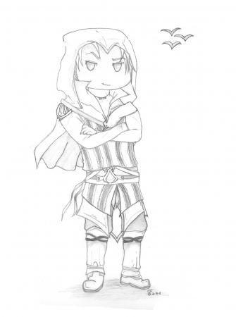 Chibi Ezio