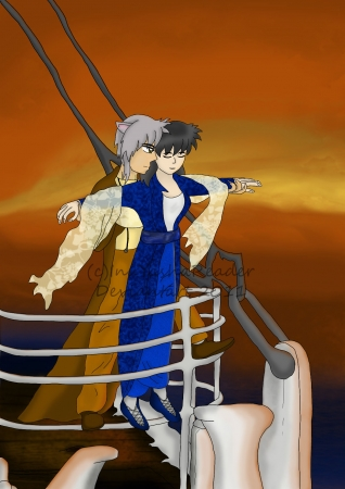 InuKag: On the Titanic